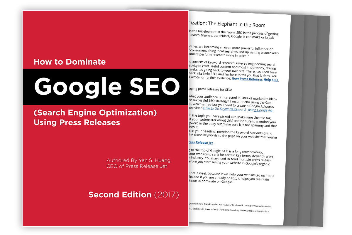 How to Dominate Google SEO