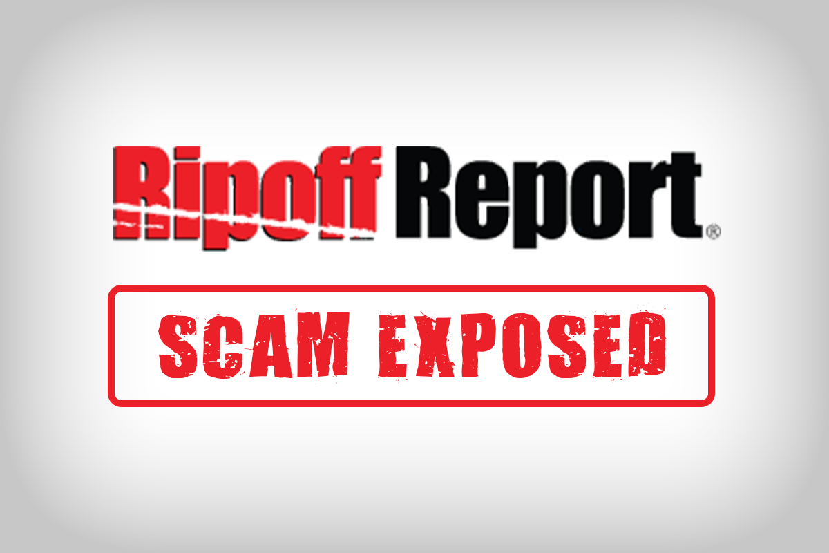 Ripoff Report Scam Exposed
