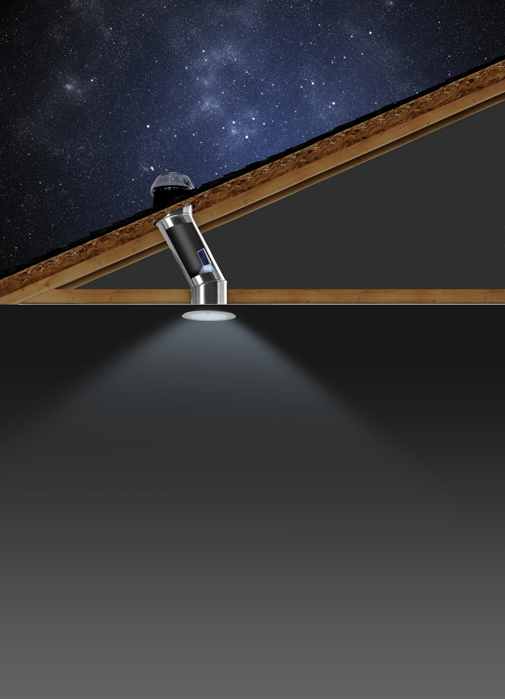 Solatube 174 Introduces Integrated Solar Nightlight