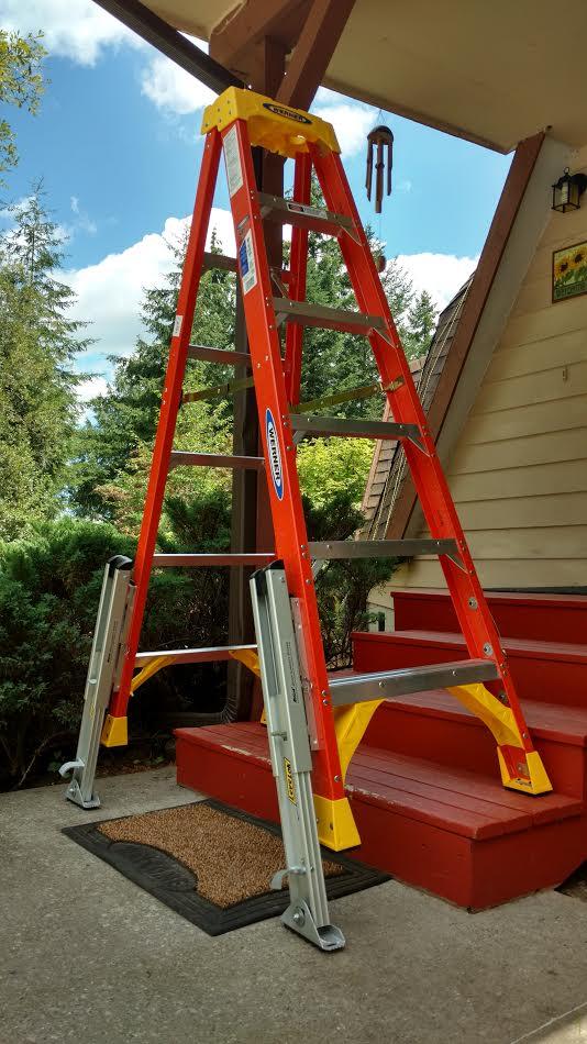 Self Leveling Stairs : Similiar self leveling step ladder keywords