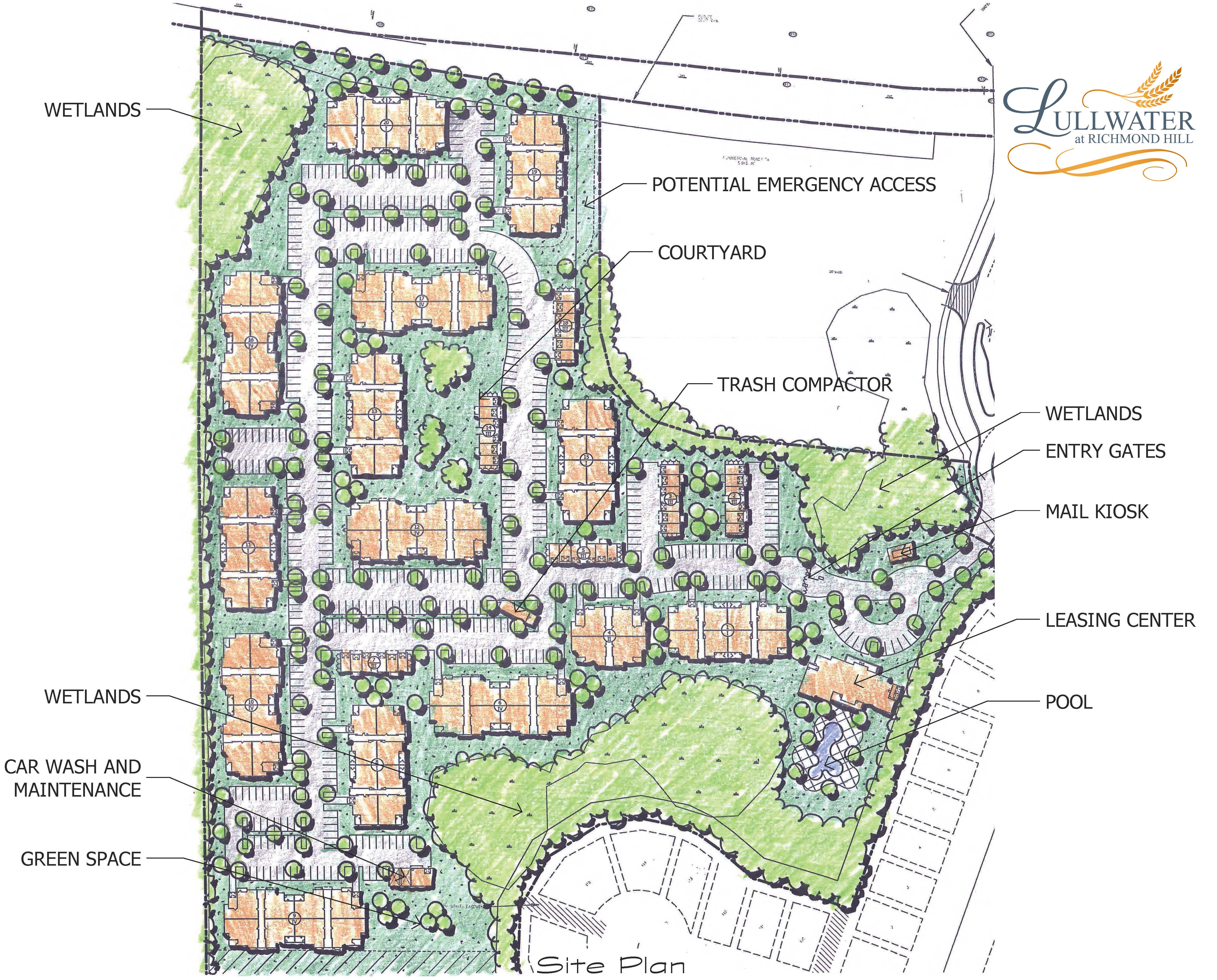 New Luxury Apartment Community To Begin Development In Richmond Hill Ga Press Release