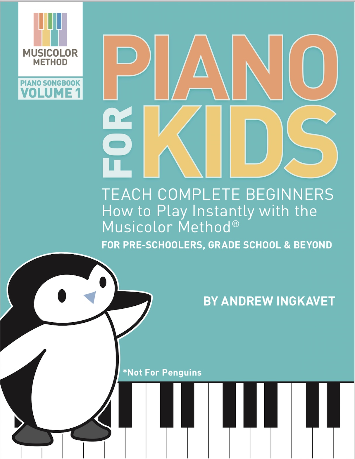 A Colorful Fun New Way To Learn Piano Is Here