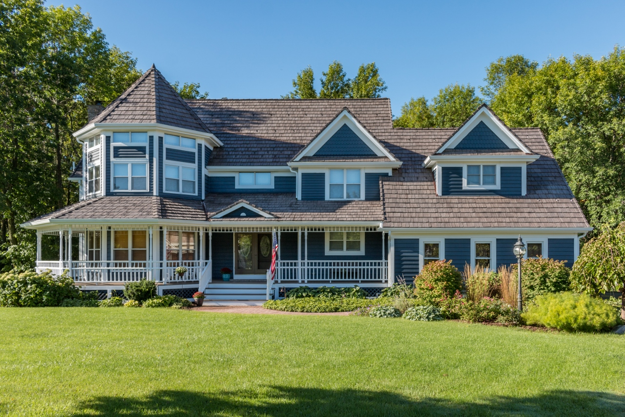 Adding Color and Curb Appeal to Any Home