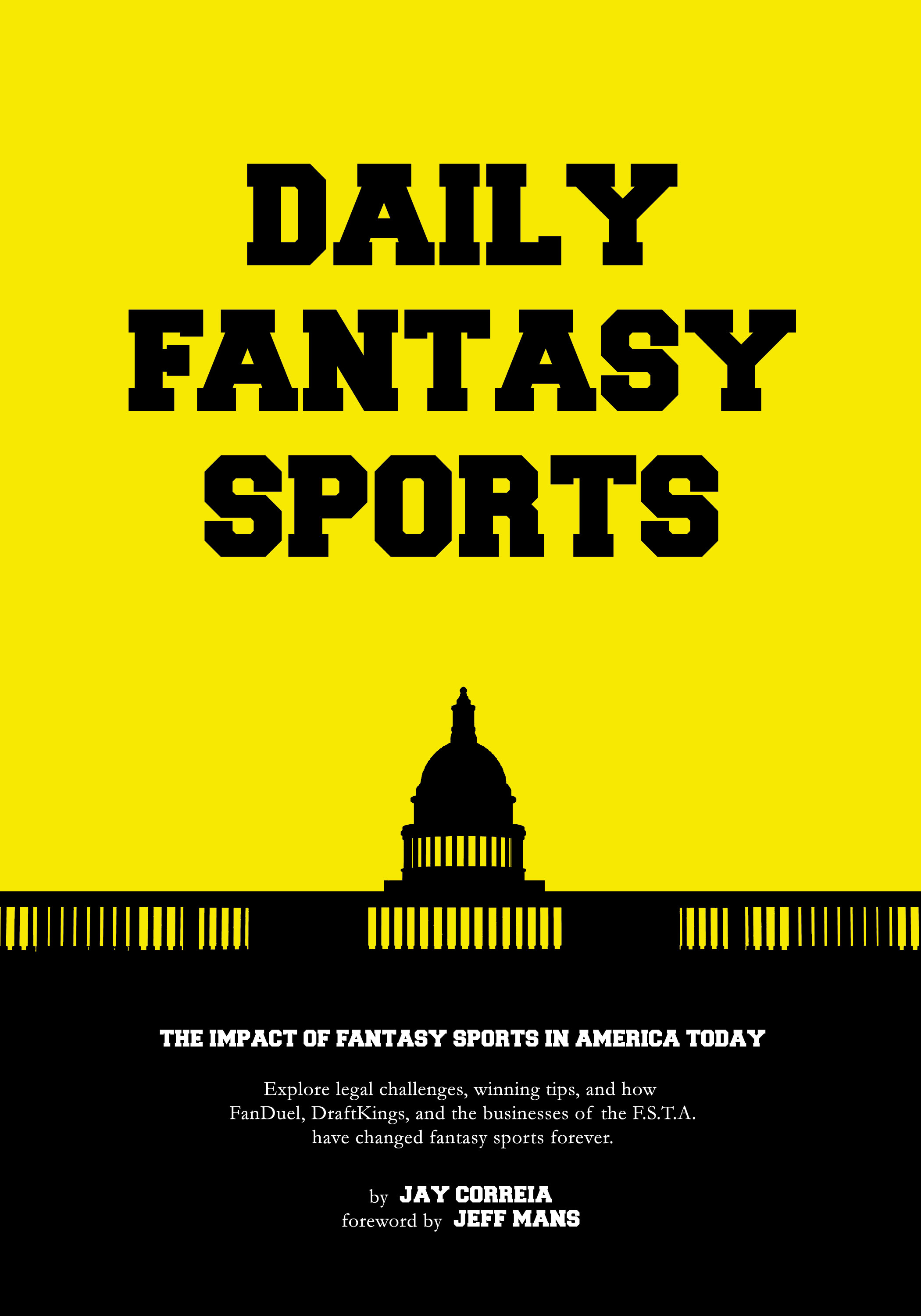 New Book Sheds Light on Fragile Daily Fantasy Sports Industry
