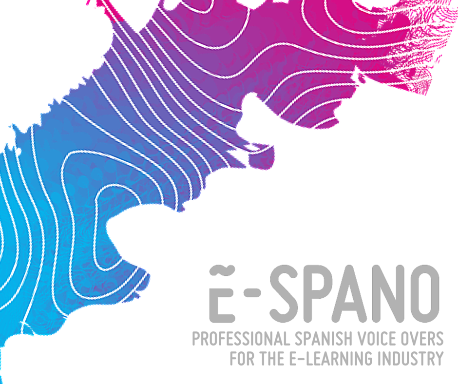 Announcing E-Spano, the First Spanish Language Talent Agency Specialized in  Narration for the E-Learning Industry