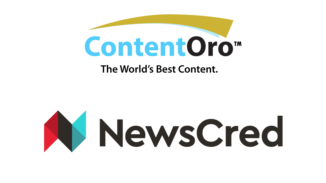 ContentOro and NewsCred Partner Bringing the Power of Books to Enterprise Content Marketing