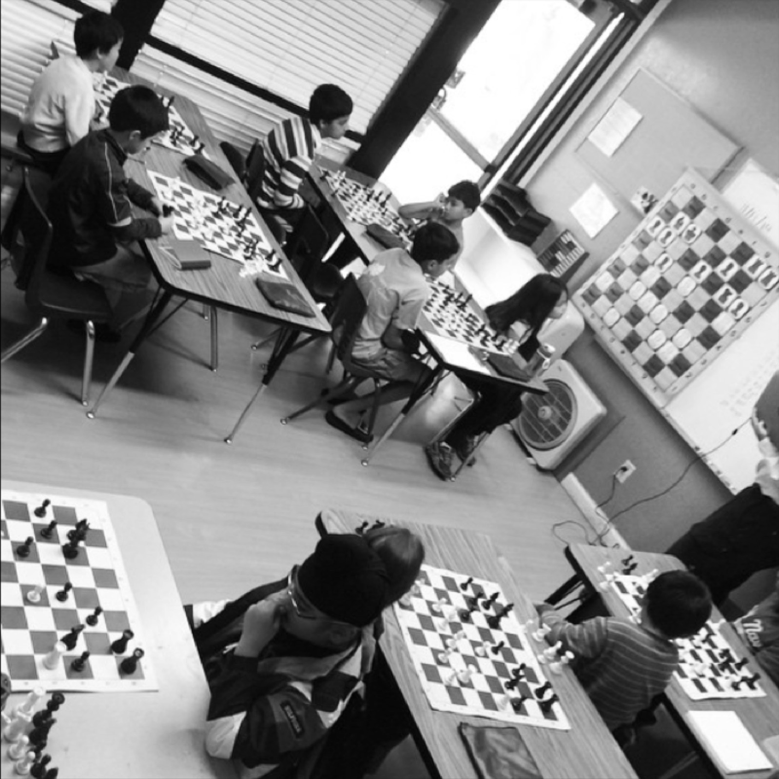 Famed Bay Area Chess Coach Preparing Kids for the World Chess Championship