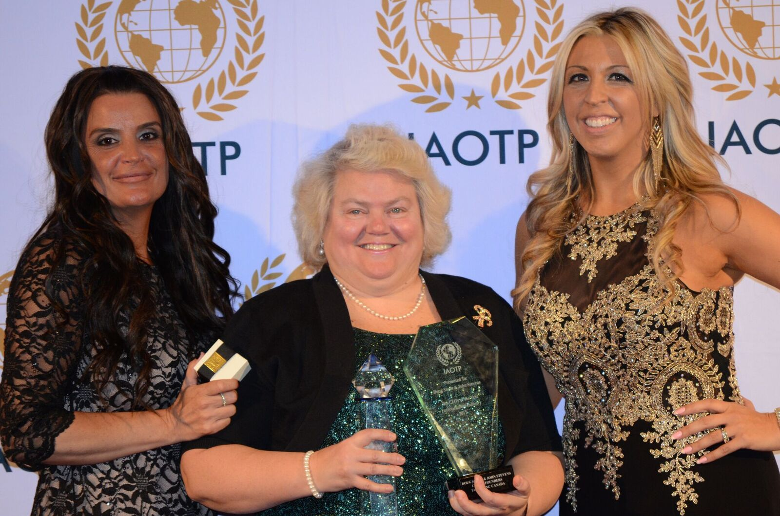 Dr. Karin Ciance selected for the Lifetime Achievement Award by the International Association of Top Professionals (IAOTP).