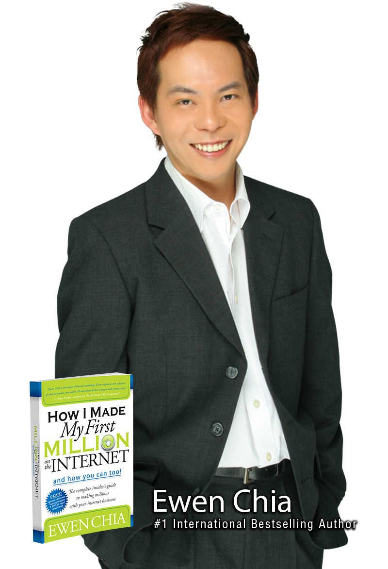 Ewen Chia Announces The Release Of Revenue Rampage Training Program Designed To Help People Get More Prospects And Sales