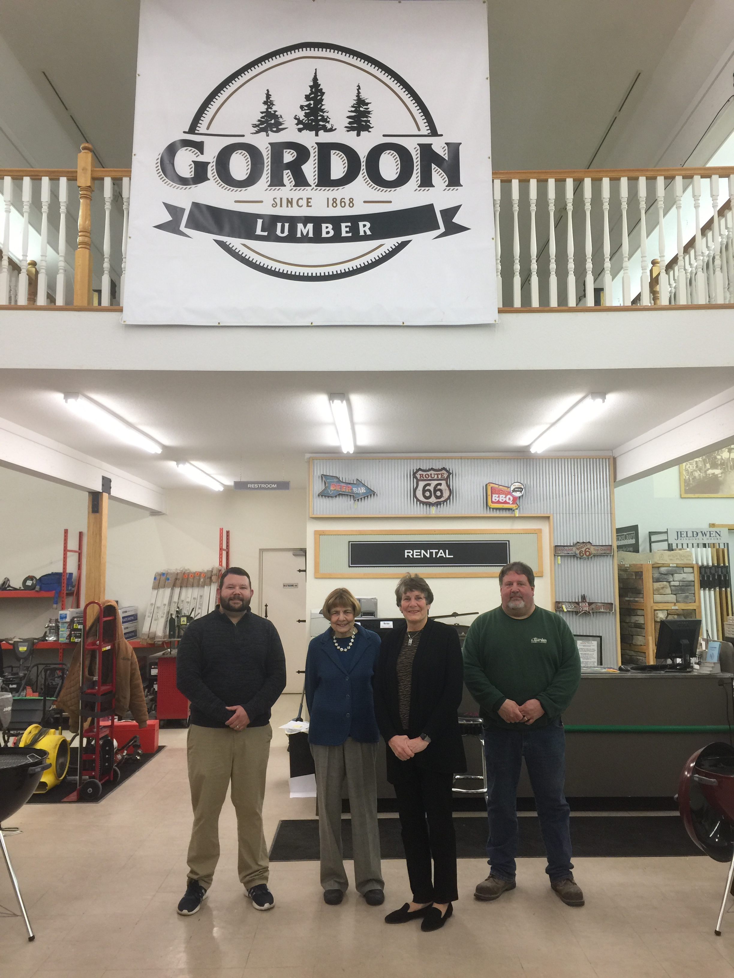 Great-Great-Granddaughters of Gordon Lumber Founder Share Family Insights on Business