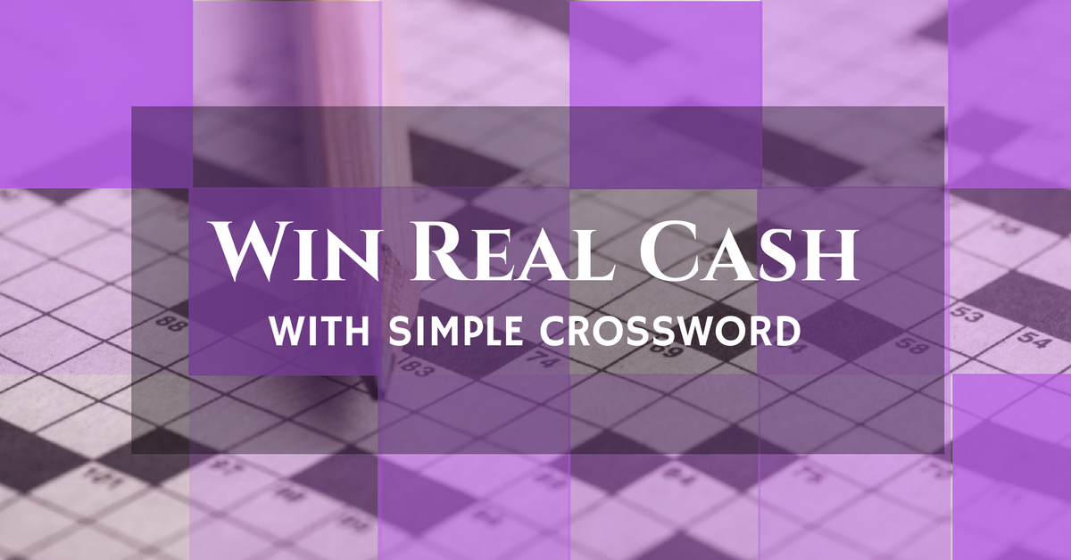 Wealth Words reinvents crosswords with its unique real money earning puzzles
