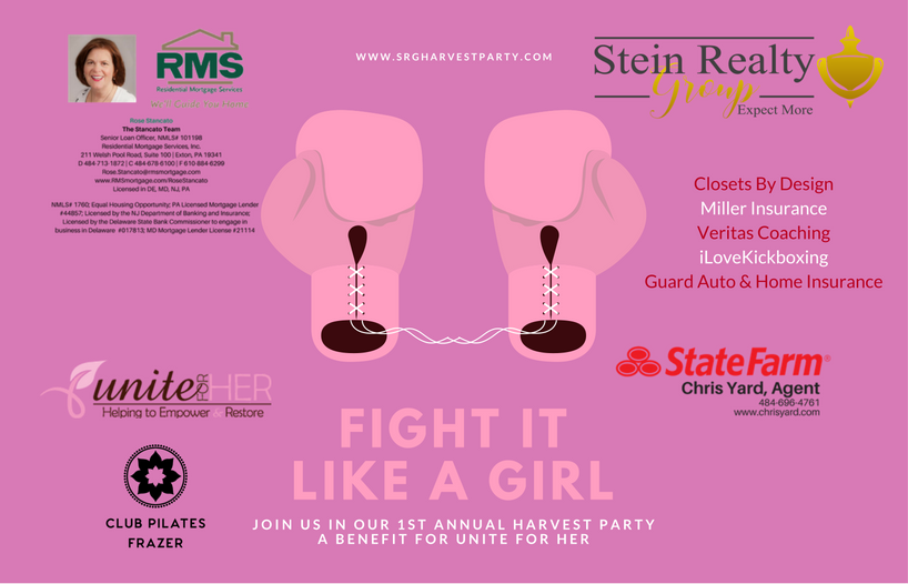Event in Support of Breast Cancer Awareness Charity Organization 'Unite For HER'