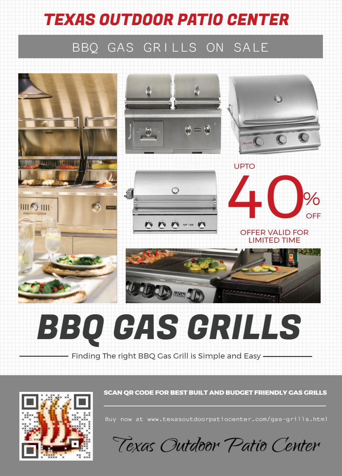 Top Best Quality Outdoor Kitchen Grills to Have In Your Home