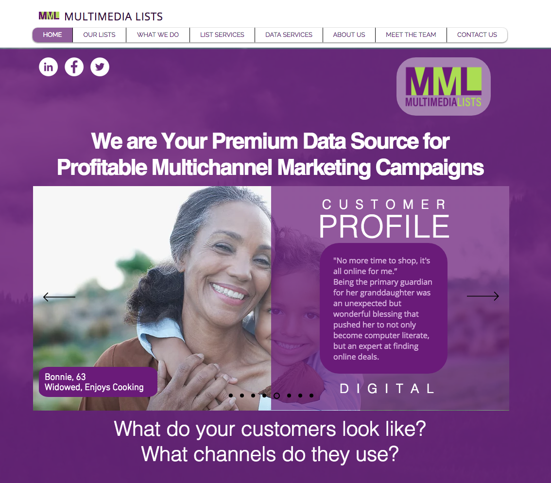 Multimedia Announces New Look and Website to Reflect New Services Offered