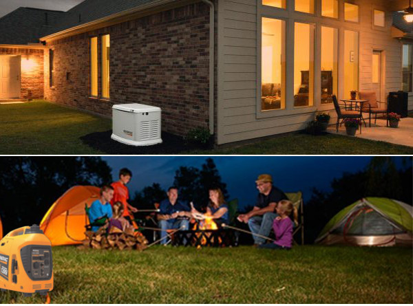 Norwall PowerSystems Offers Inverter Portable with Generac Home Backup Generators