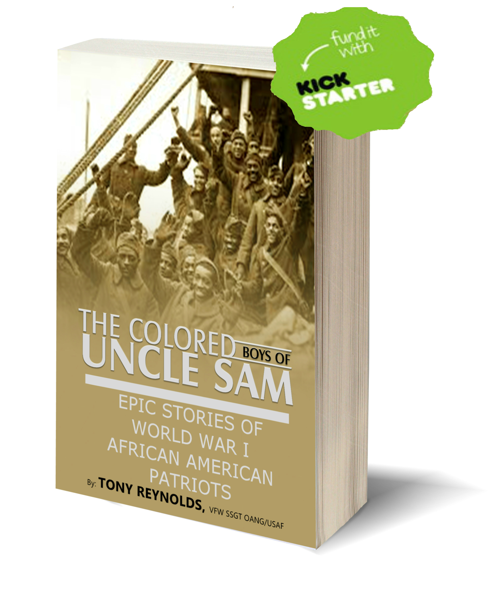 """""""The Colored Boys Of Uncle Sam"""" Kickstarter Is Successful"""