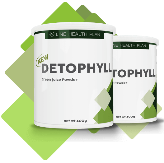 Necessitae Announces Improvement Of The Formula For Detophyll, A Green Juice Detox Product