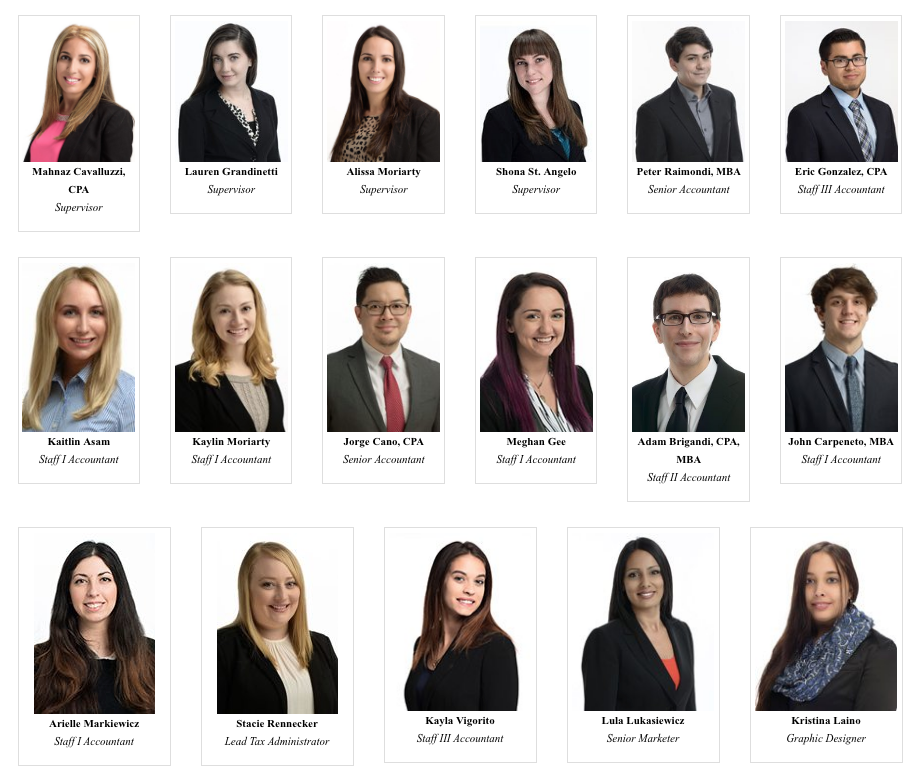 Cerini & Associates, LLP Announces Multiple Promotions and New Hires