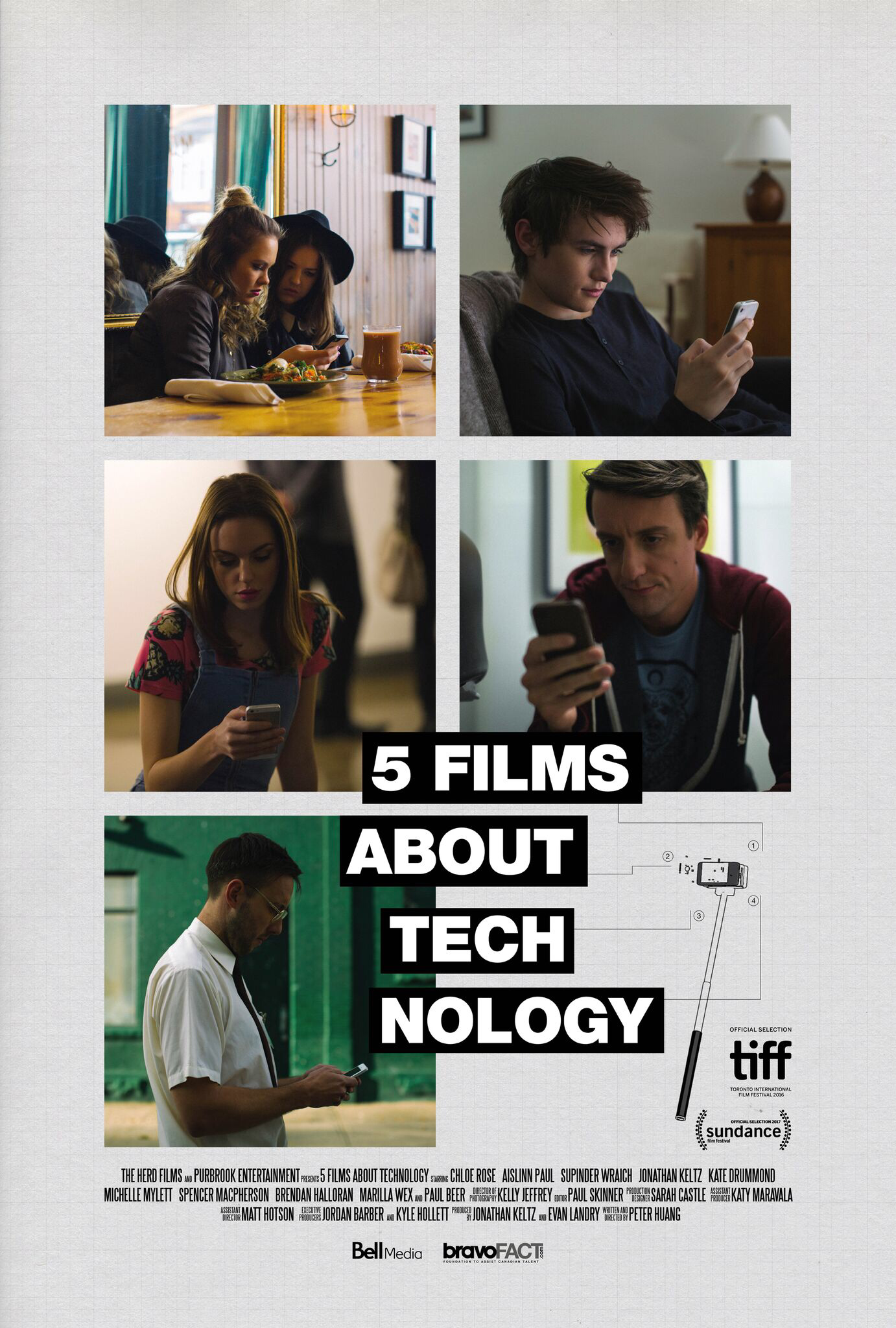"Innovative Short Film ""5 Films About Technology"" to Screen at 2017 Sundance Film Festival"