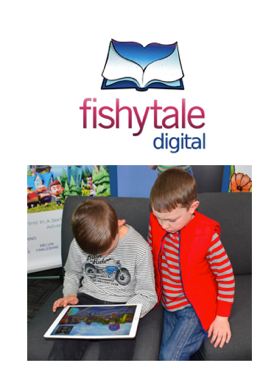 FishyTale Digital, an innovator in education and immersive storytelling books will donate 50 Lyle Little Reading Experiences to the Seattle Children's Hospital