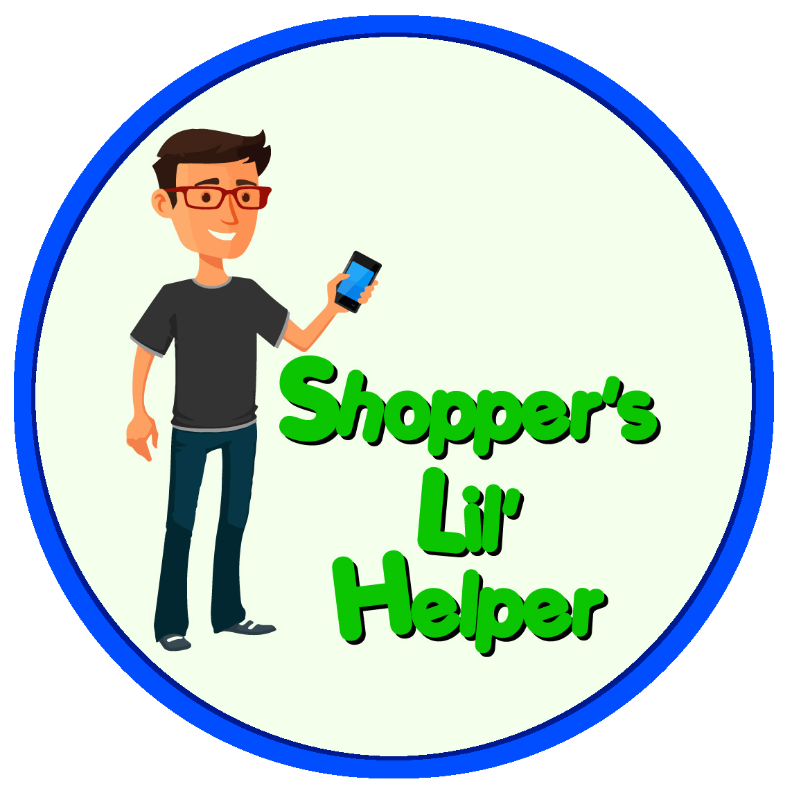 Shopper's Lil' Helper - Add Coupons from Your Favorite Sites and Social Media, Then Find Even More Deals!