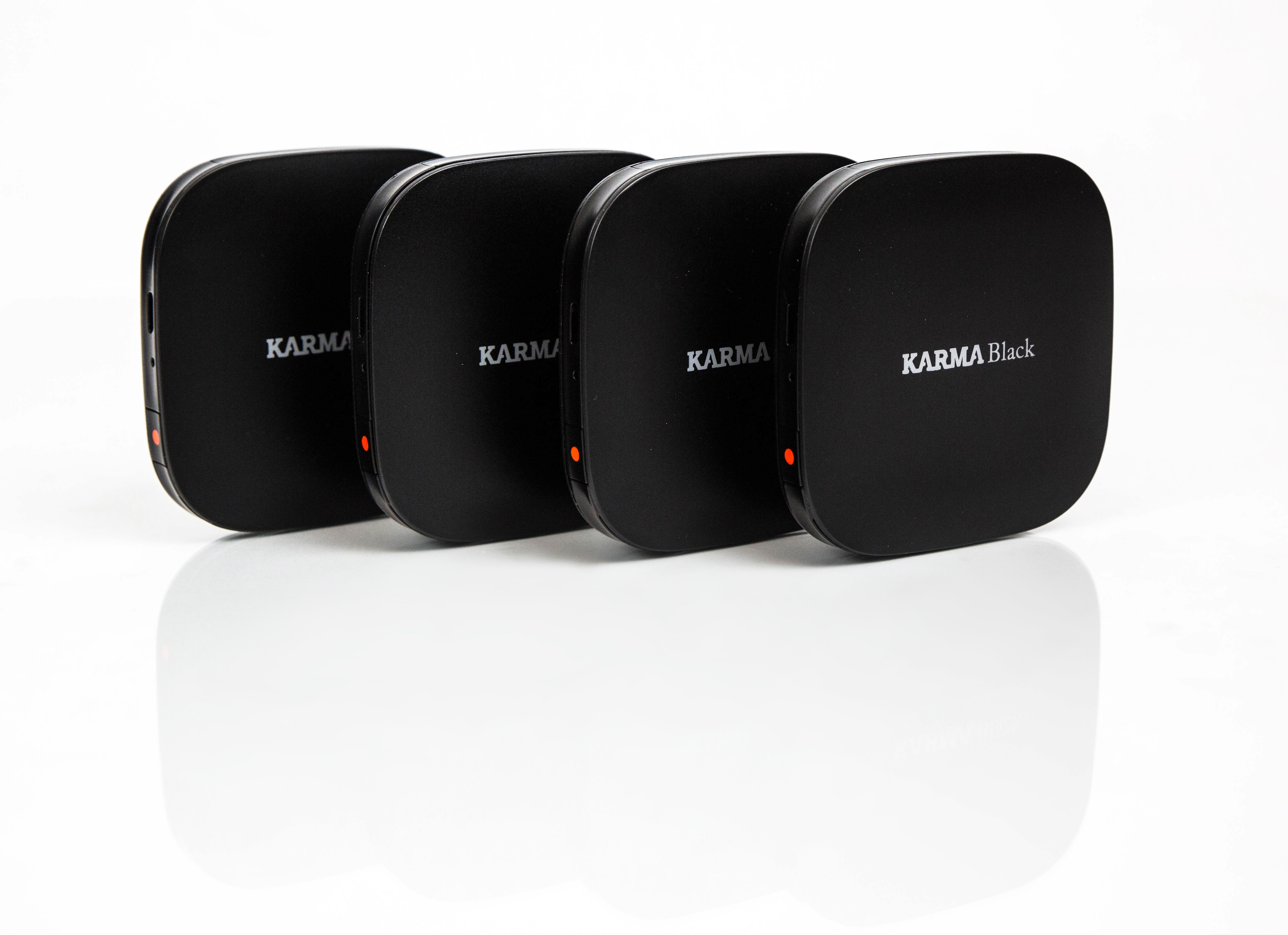Karma Mobility Announces Ship Date of Karma Black with In-Home Services