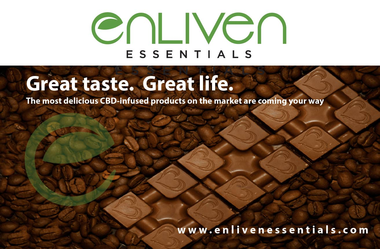 CBD Hemp oil tastes gross: Enliven Essentials takes initiative with Kosher and Vegan-friendly cannabis snacks