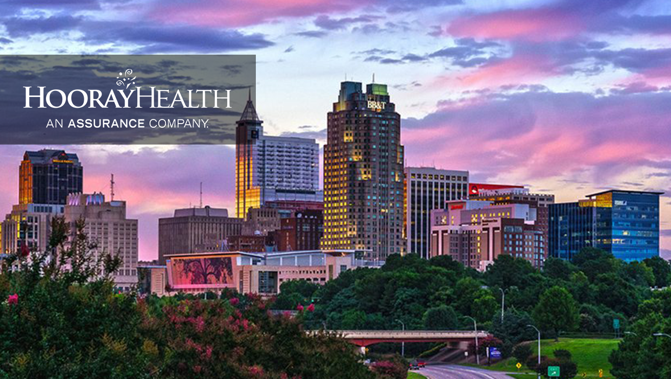 Raleigh Residents Find Affordable Health Coverage with Hooray Health