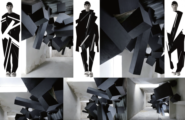 Tsai-Chen Wu (Judith) wows at New York Fashion Week