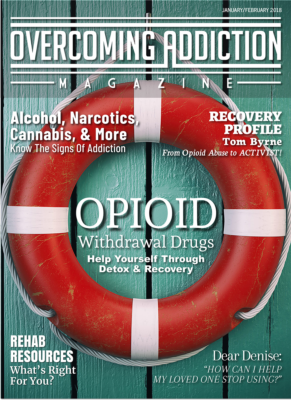 Free Online Magazine For People And Families Dealing With Drug Addiction