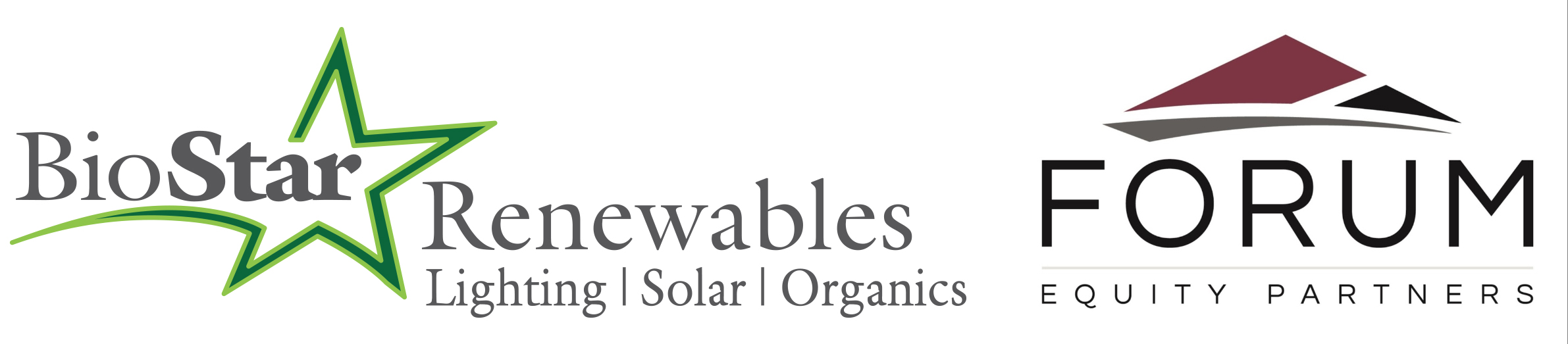 BioStar Renewables and Forum Equity Partners Announce $15 Million Development Capital Financing Commitment for Solar Power Generation Projects.