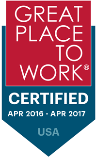 SESSIONS COLLEGE CERTIFIED AS GREAT PLACE TO WORK