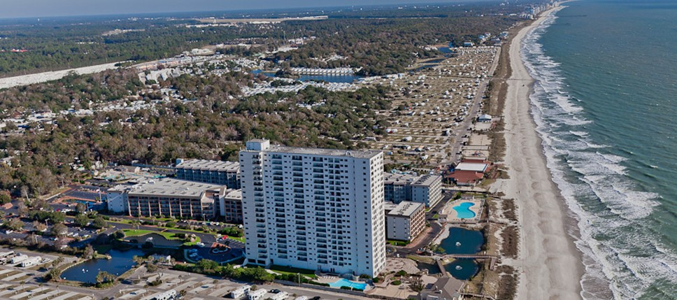 Charter Elevator is Awarded the Elevator Modernization for the Renaissance Tower in Myrtle Beach, SC