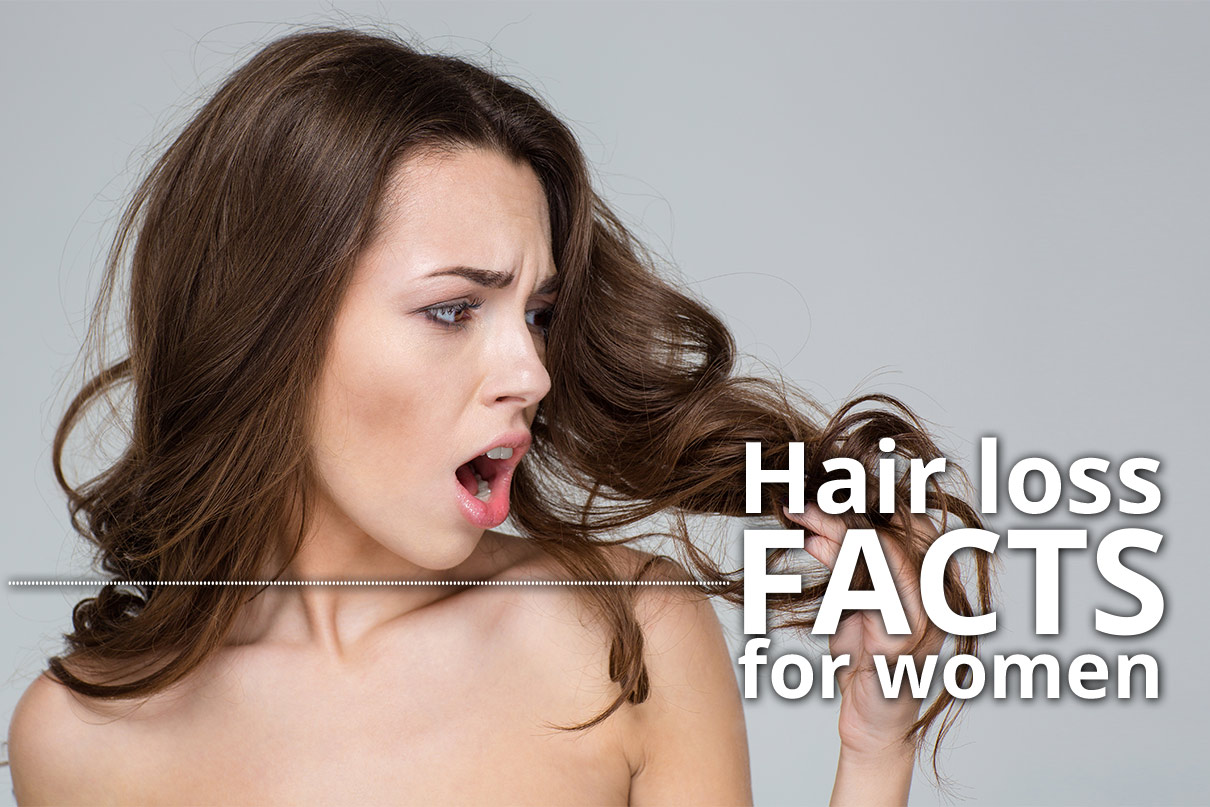 August is Hair Loss Awareness Month.  Theradome® Inc. Highlights Empowering Facts About Hair Loss for Women.