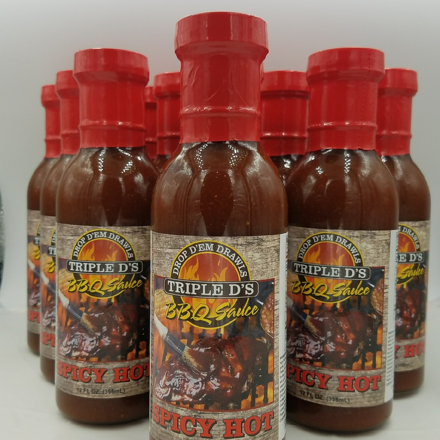 Military Veteran Launches Best Barbecue Sauce to support The Wounded Warrior Project