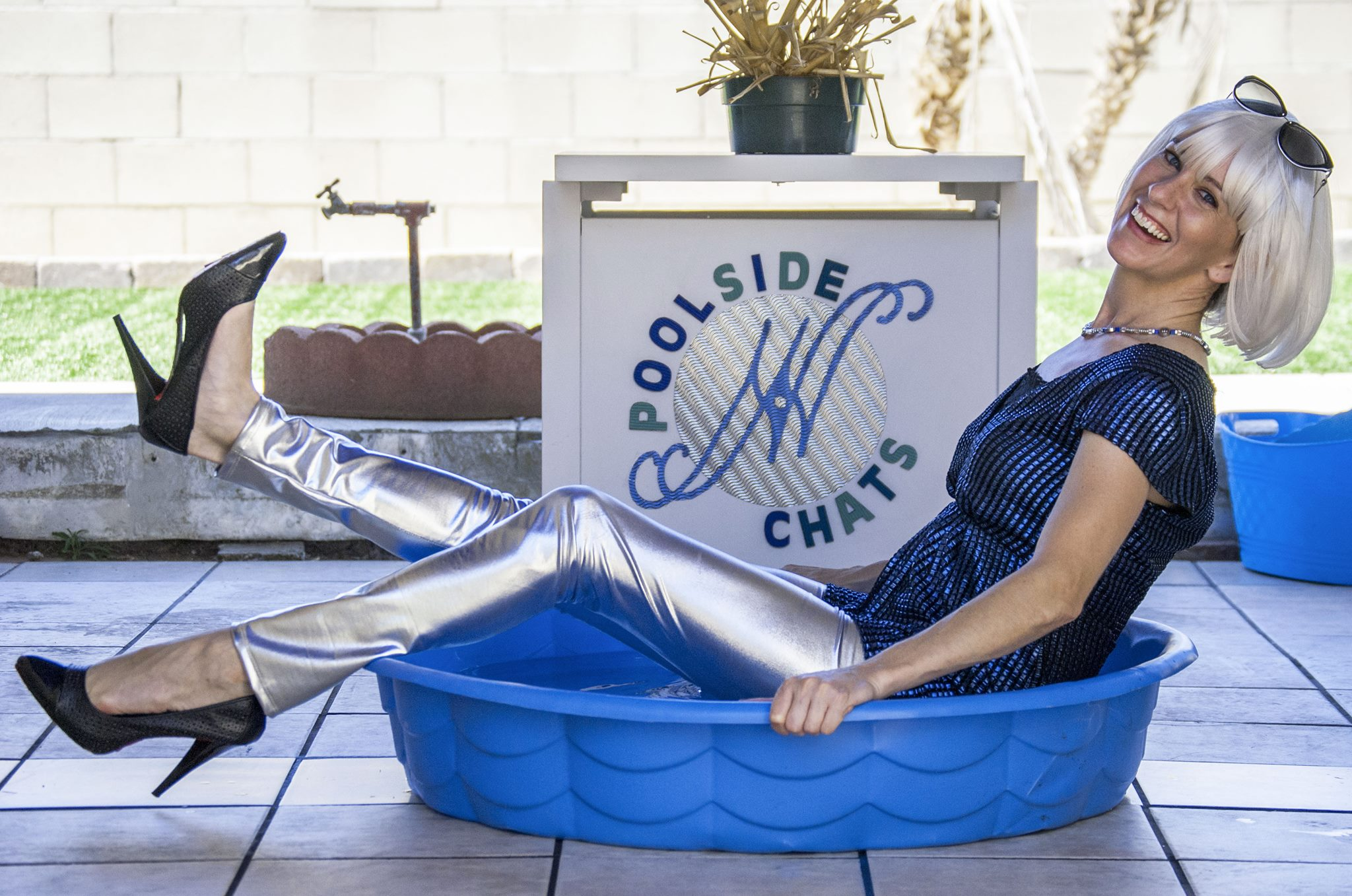 Poolside Chats is making waves…with new Celebrity Host Jessica Durbin