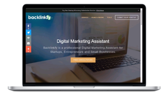 The New Digital Marketing Assistant for Startups and Entrepreneurs