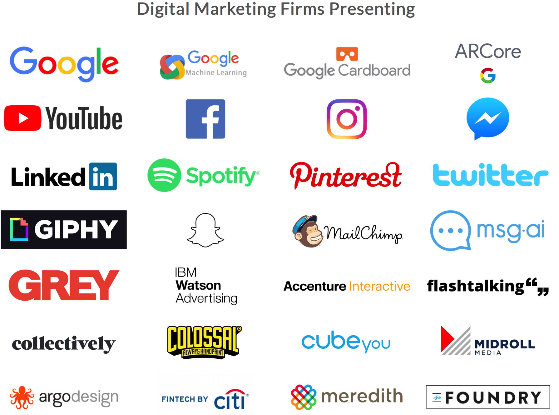 DIGITAL MARKETING LEADERS TO SHARE LATEST DEVELOPMENTS, BEST PRACTICES AT FIRST-OF-ITS KIND LEARNING CONFERENCE FOR BUSINESS EXECS