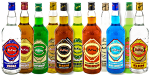 The World's first collection of alcohol-free spirits from ArKay Beverages is now available in United Kingdom