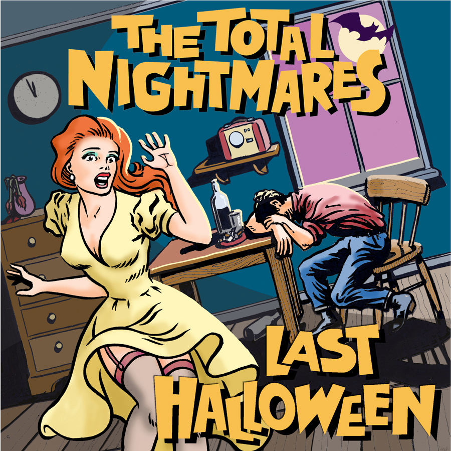 THE TOTAL NIGHTMARES RELEASE LAST HALLOWEEN