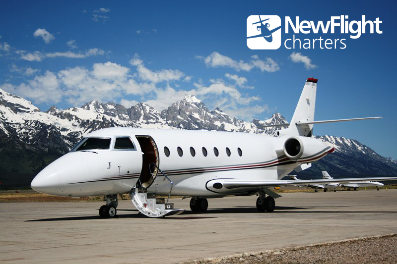 Credit Ratings Upgraded Again for Private Jet Charter Company New Flight Charters