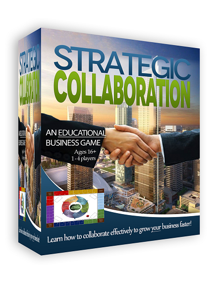 New Educational Business Game Builds Collaboration Skills By Role Playing Exercises And Simulating Elevator Pitches