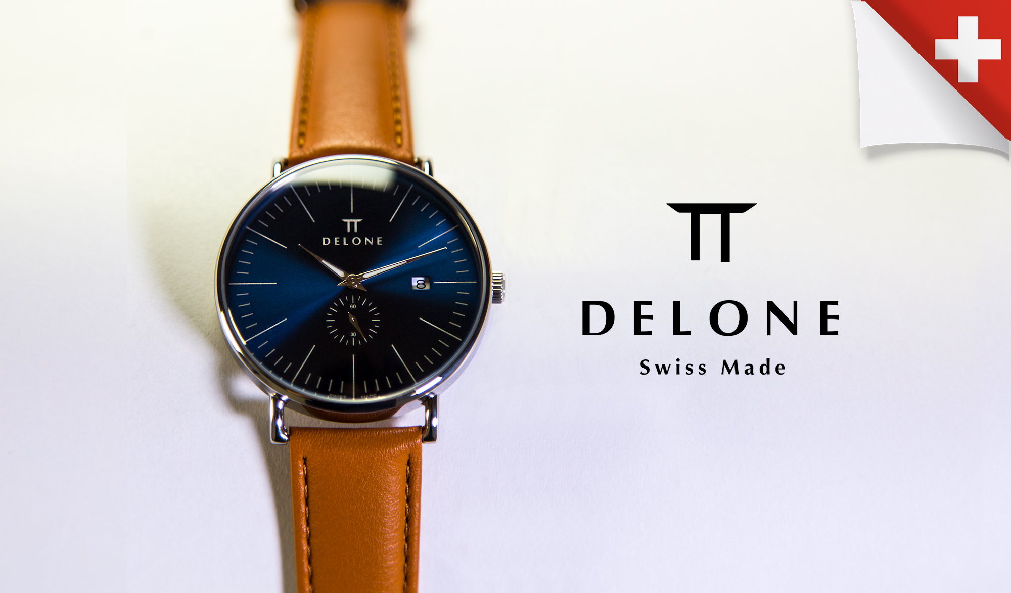 Announcing the Launch of DELONE Authentic Swiss Made Watches