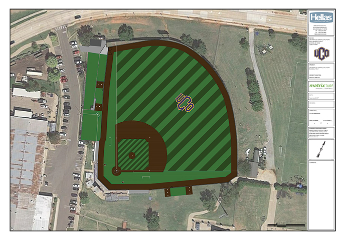 BRONCHOS CHOOSE HELLAS MATRIX TURF FOR WENDELL SIMMONS FIELD