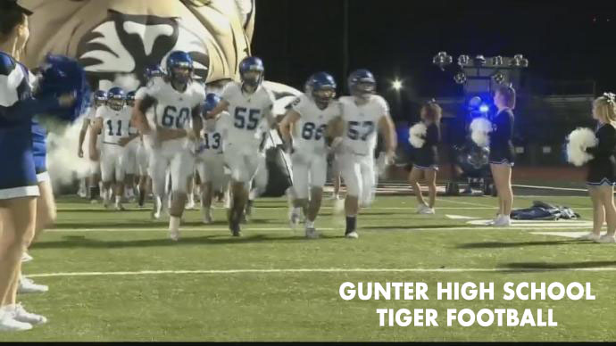 Gunter ISD Partners with Symmetry Turf for New Synthetic Field and Track at Tiger Stadium