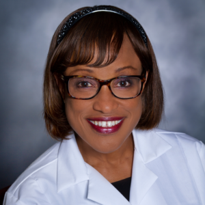Dr. Alison Clarke DeSouza is meritoriously named a