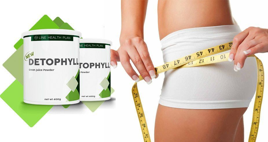Detophyll – Complete Detox Product That Helps With Digestion, Energy and Fat Burning