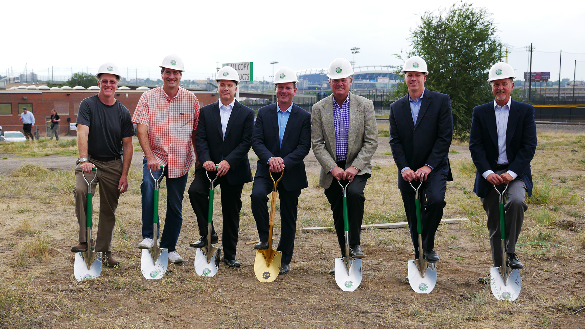 All Copy Products Breaks Ground on New Corporate Headquarters