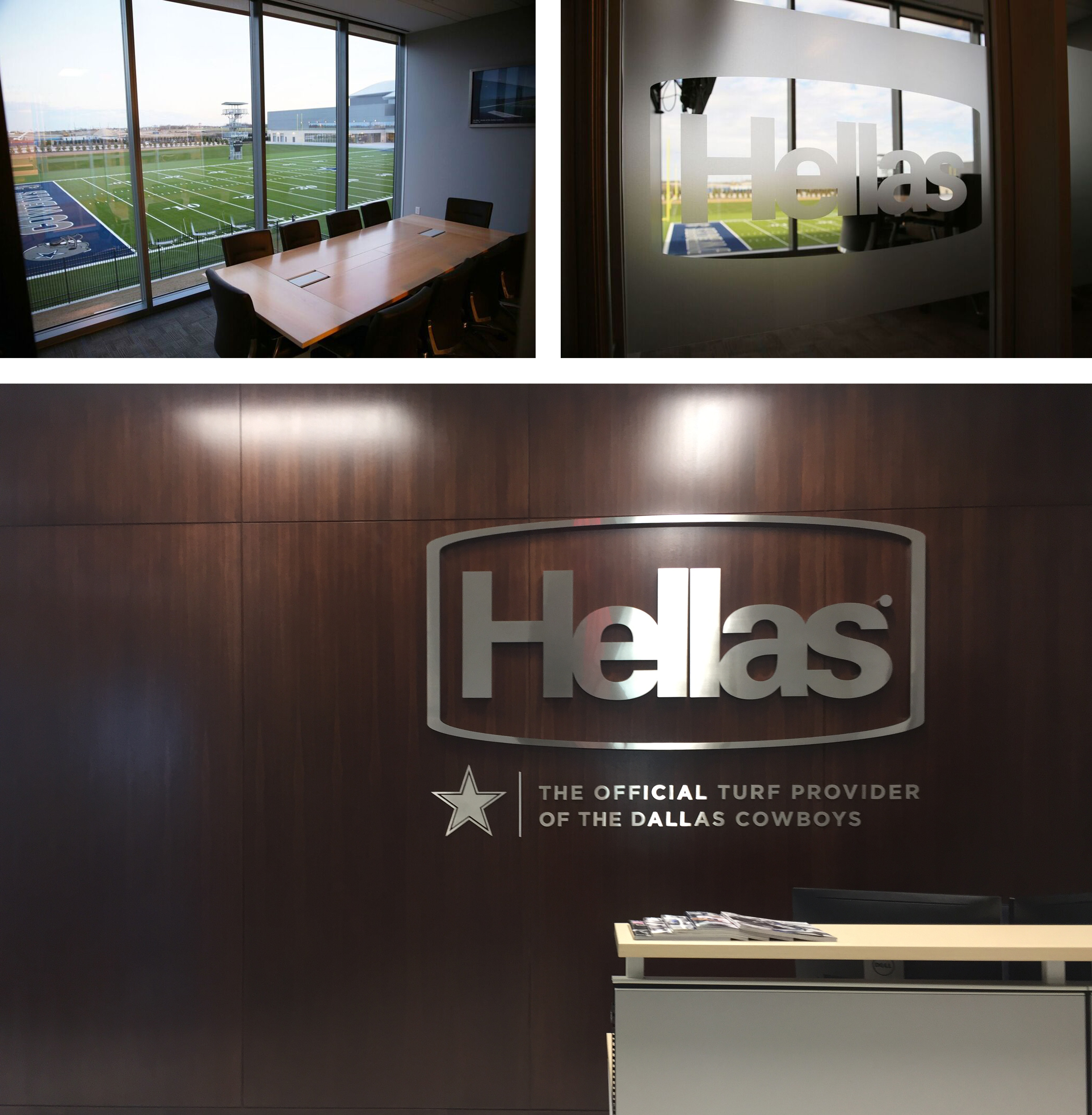 HELLAS RENOVATES DFW OFFICE AT THE STAR IN FRISCO TX TO ACCOMMODATE RAPID GROWTH