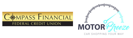 ANNOUNCING A BETTER WAY TO BUY A NEW CAR WITH  COMPASS FINANCIAL FEDERAL CREDIT UNION AND MOTORBREEZE